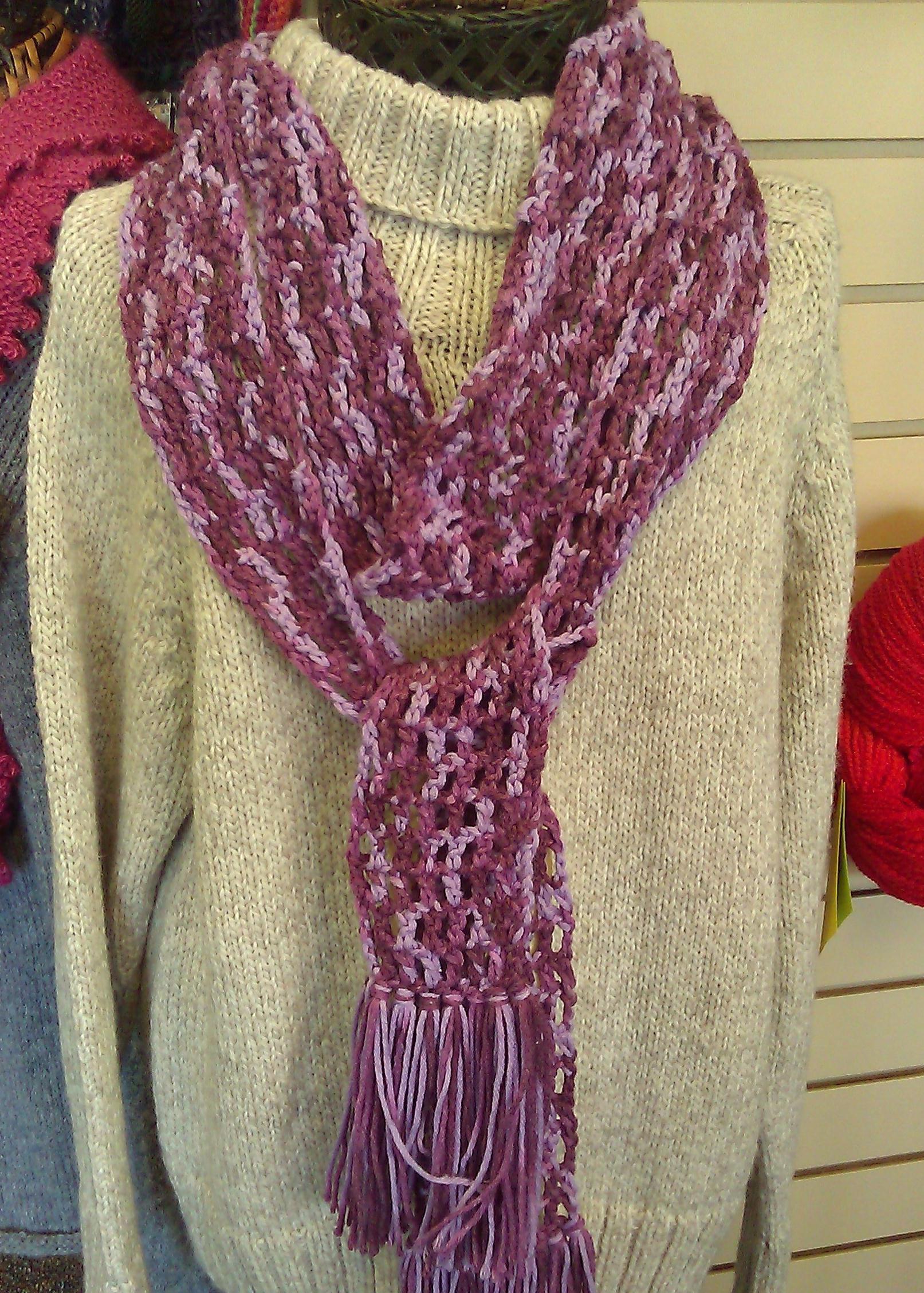 Mesh Yarn Crochet Patterns Topsimages